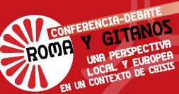 Conferencia-debate: Roma y gitanos